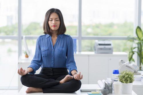 L'anxiété contre la méditation