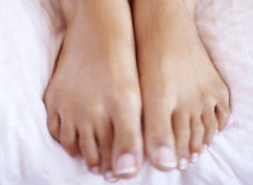 Avoir des beaux pieds