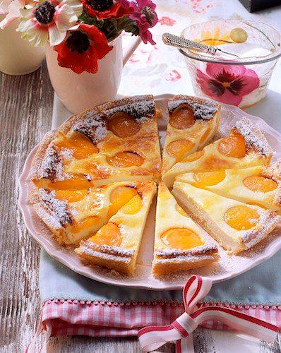 cheesecake-abricots