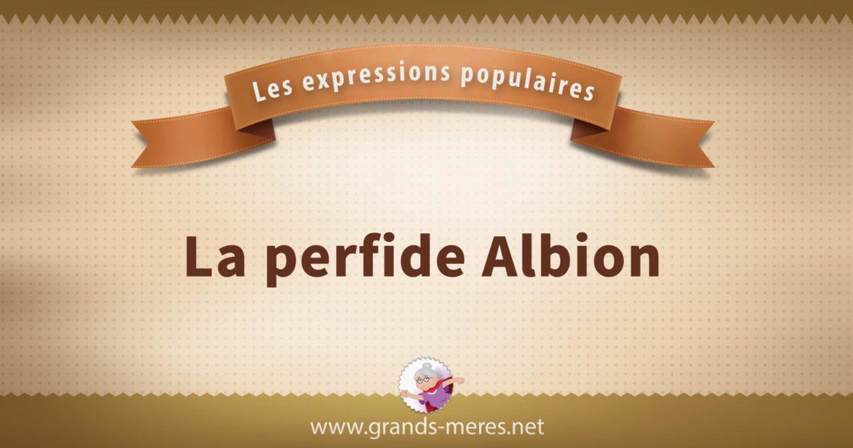 la perfide Albion
