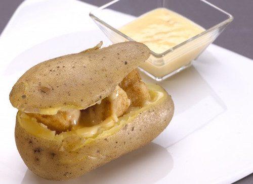 Merlan au beurre blanc