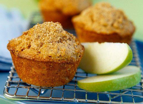 muffins-pommes