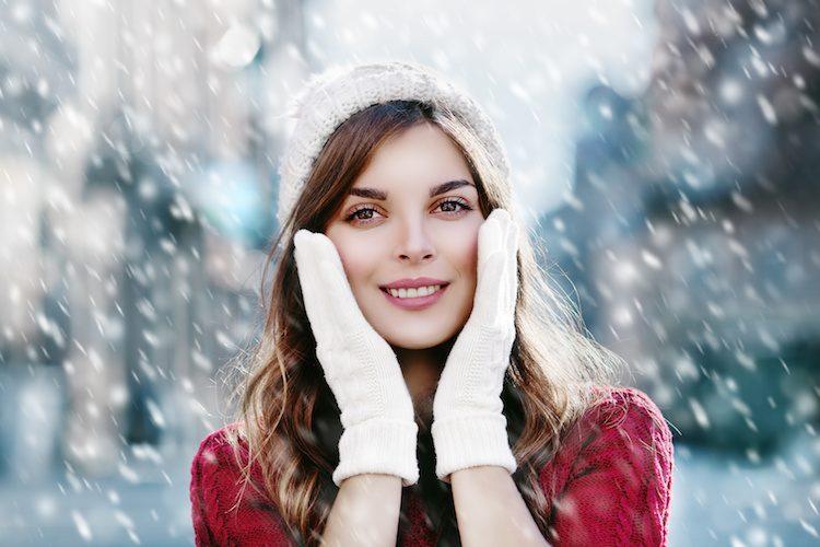 peau hiver