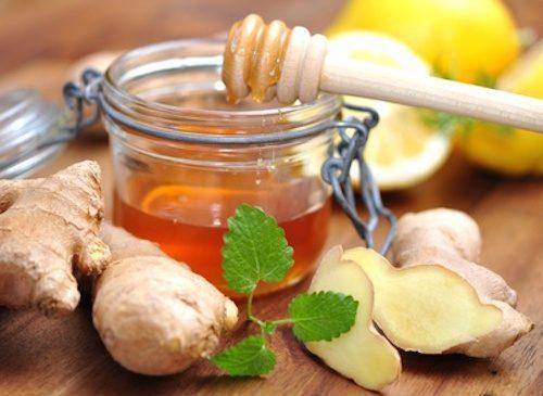 Remède de grand-mère au gingembre, miel et citron