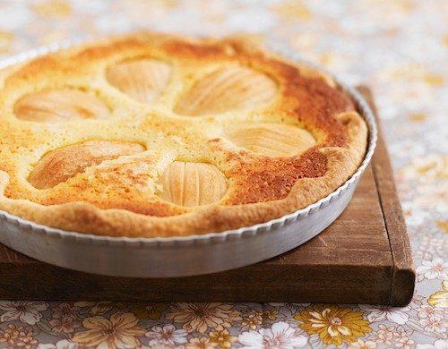tarte-aux-poires