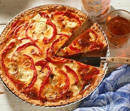 tarte-provencale