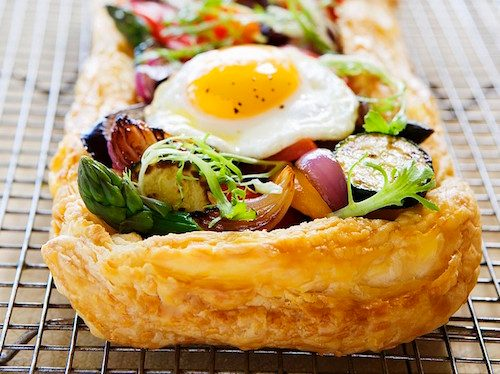 tarte-vegetarienne