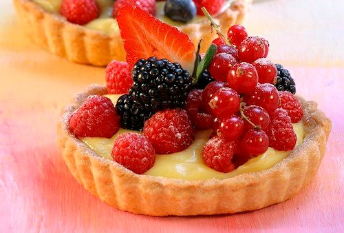 tartelettes-fruits-rouges